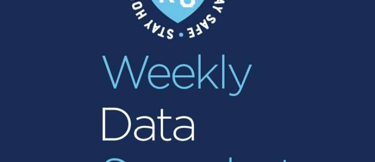 Weekly Data Snapshot for Jan. 13