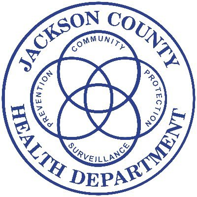 Jackson County MO Health Department Logo