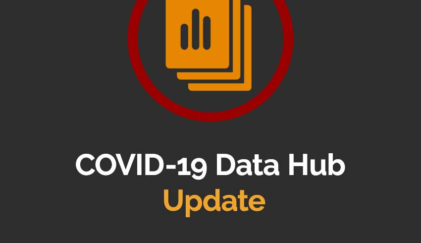 Welcome to the New Regional COVID-19 Hub Data Diary