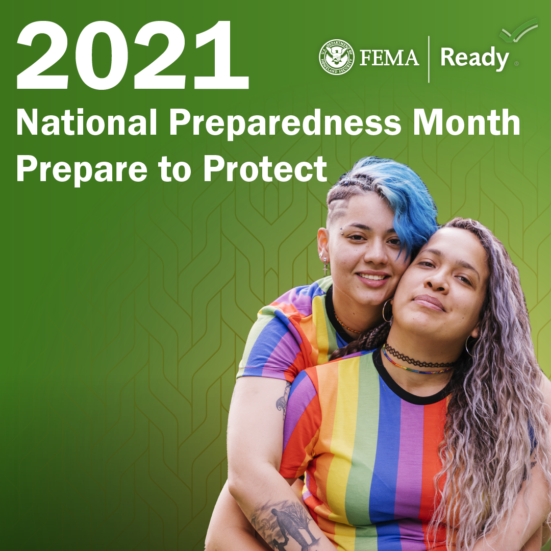 National Preparedness Month: No-Cost Preparedness