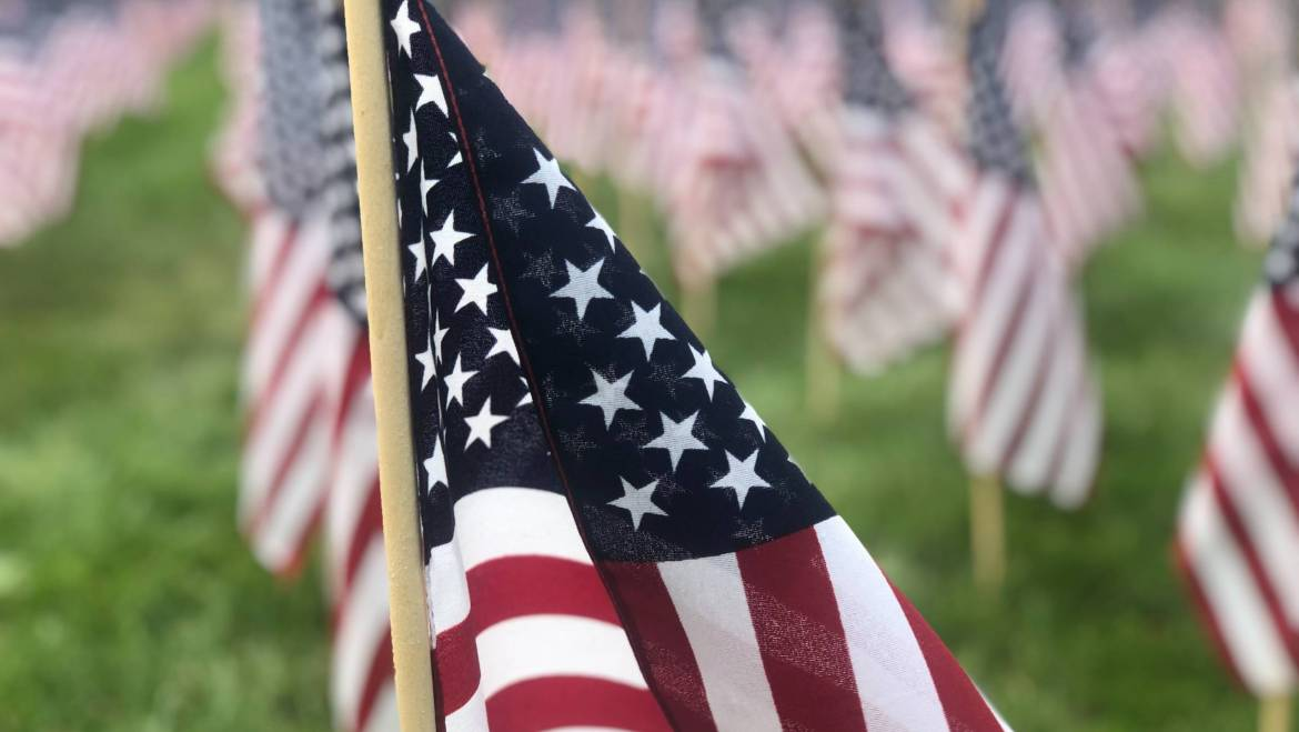 Events commemorating the 20th anniversary of Sept. 11, 2001