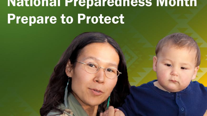 National Preparedness Month: Build a Kit